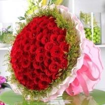 武汉raybet网投99朵玫瑰