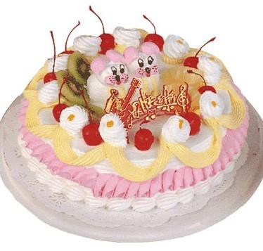 生肖狗蛋糕