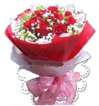 9朵玫瑰/喜欢是淡淡的爱