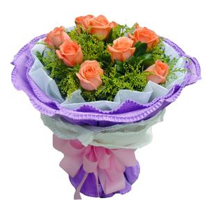 11朵粉玫瑰/你要你开心