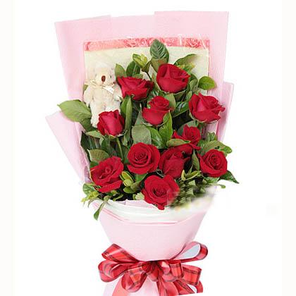 11朵玫瑰/牵手