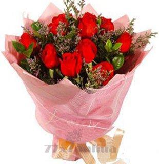 11朵红玫/爱情