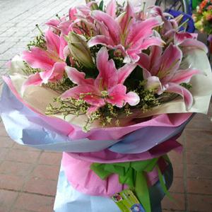 浪漫浪漫花朵
