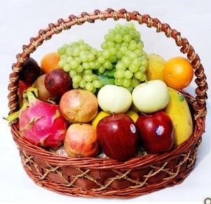 高档水果篮