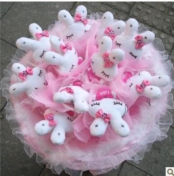 小兔子生日礼物